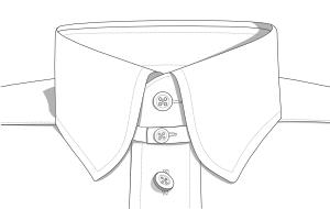Tab-Kragen