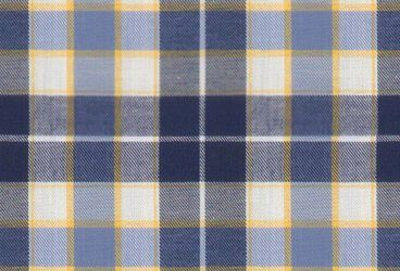 Blue yellow checkered