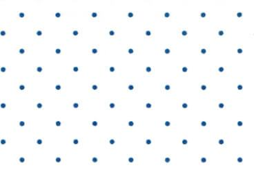 White darkblue dots