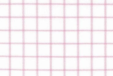 Oxford pink checkered