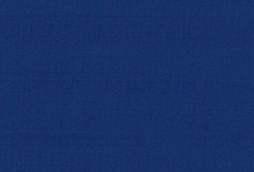 Single-ply indigo blue