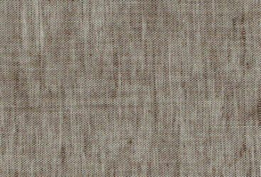 Popline darkbrown linen