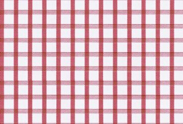 2-ply red checkered