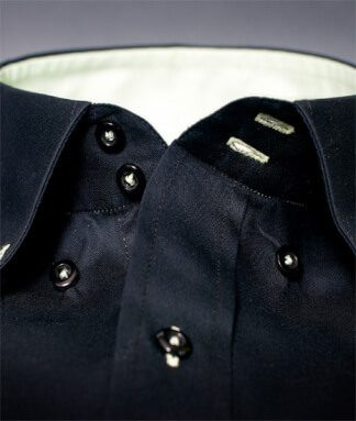 Button-Down Doppelknopf