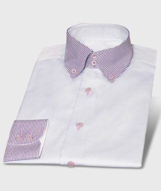 Trendy Design Shirt Lilac