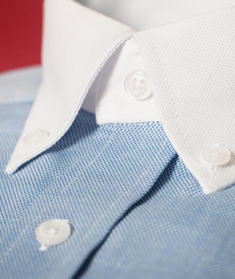 Button-Down-Knopf