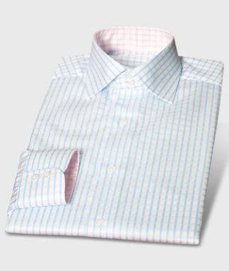 2-ply Shirt Non-iron Lightblue
