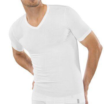Shirt kurzarm weiß (Artikelnummer: 205429-100)